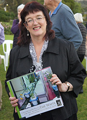 'The Waite' author Lynette Zeitz